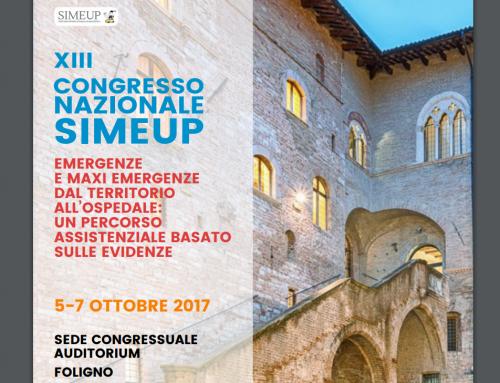 XIII Congresso Nazionale SIMEUP