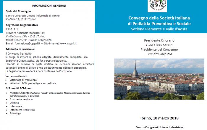 Convegno della Società Italiana di Pediatria Preventiva e Sociale - Susanna Esposito