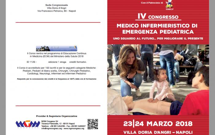 IV Congresso Medico Infermieristico di Emergenza Pediatrica - Susanna Esposito