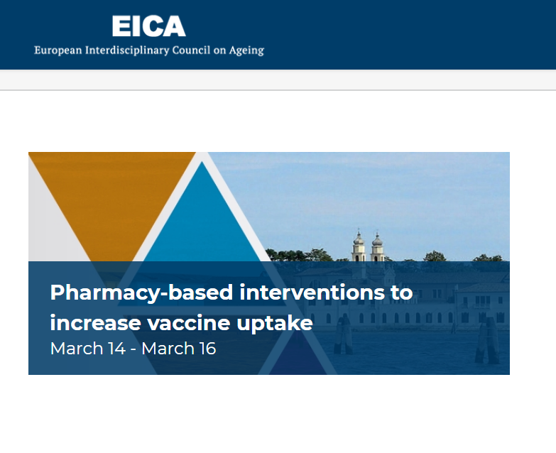 Pharmacy-based interventions to increase vaccine uptake - Susanna Esposito