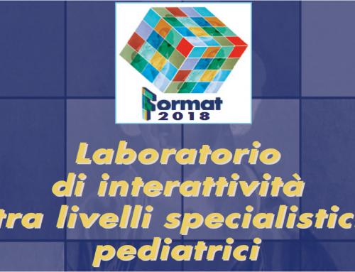 Laboratorio di interattività tra livelli specialistici pediatrici