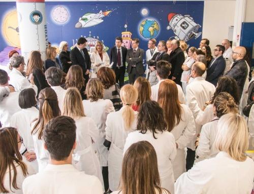 Clinica Pediatrica di Perugia: la Onlus Amici del Bambino Malato dona nuovi macchinari per l'assistenza ai bambini ricoverati