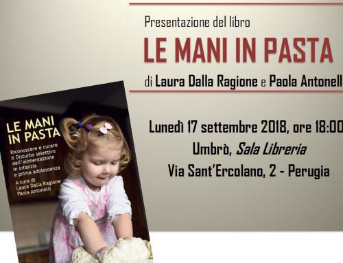 Presentazione del libro LE MANI IN PASTA