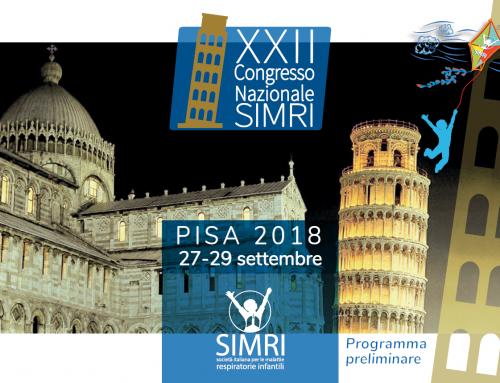 XXII Congresso Nazionale Società Italiana per le Malattie Respiratorie Infantili