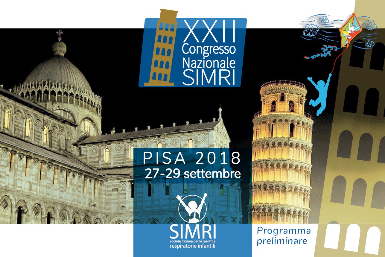Congresso Nazionale della Società Italiana per le Malattie Respiratorie Infantili