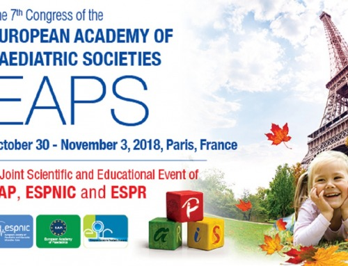 European Academy of Pediatric Societies- 7° Congresso
