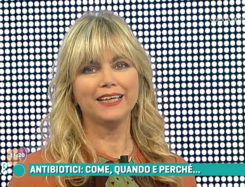 Susanna Esposito ospite a Tutta Salute sul tema degli Antibiotici [VIDEO]