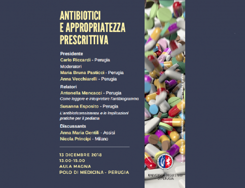 "Congresso ""Antibiotici e Appropriatezza Prescrittiva"""