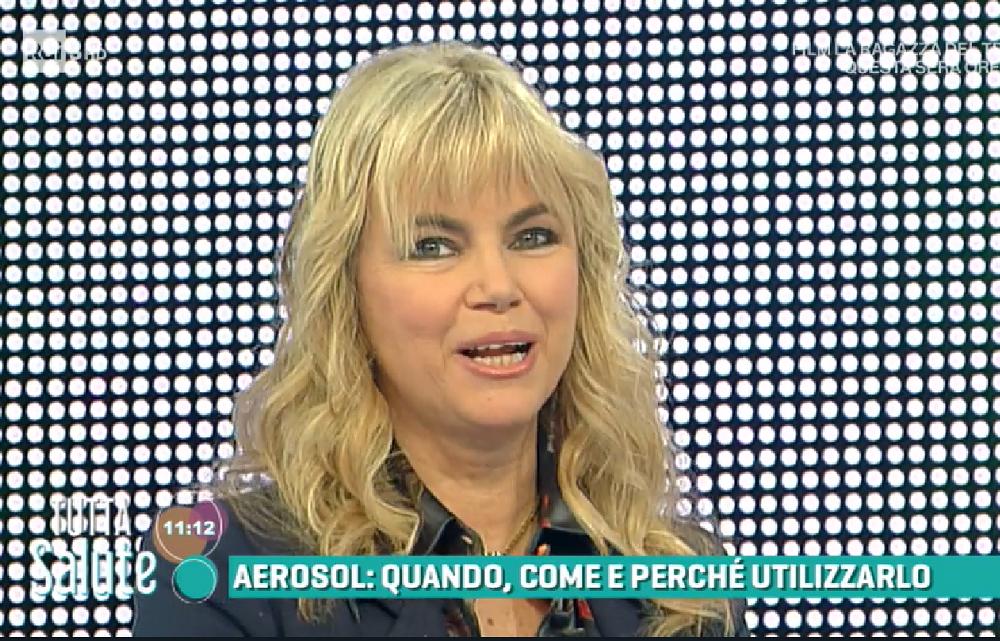 Susanna Esposito Susanna Esposito Ospite A Tutta Salute Sul Tema Del Corretto Uso Dell Aerosol Video