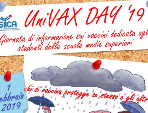 UniVAX DAY '19