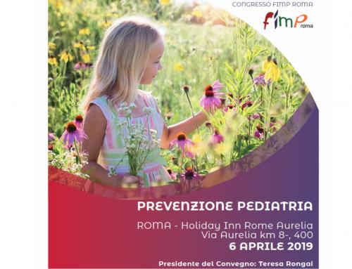 FIMP ROMA: prevenzione e pediatria