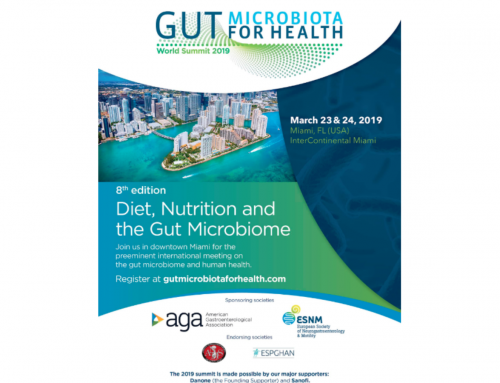 GUT – Microbiota for Health