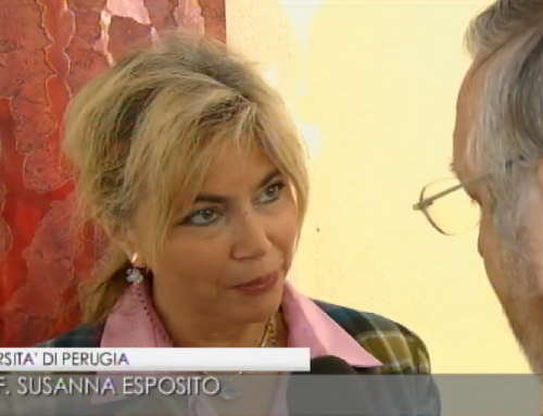 Susanna Esposito al TGR Umbria sui disturbi dell'alimentazione in età pediatrica [VIDEO]