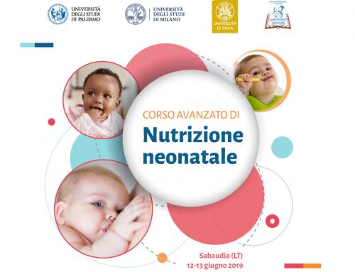 Corso avanzato di Nutrizione Neonatale