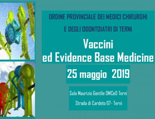 Vaccini ed Evidence Base Medicine