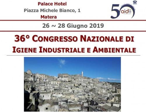 Congresso Nazionale di Igiene Industriale e Ambientale