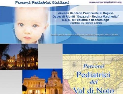Percorsi pediatrici Val di Noto 2020