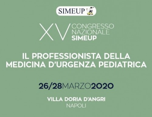 XV Congresso Nazionale SIMEUP