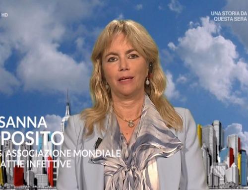 """Coronavirus, le rassicurazioni di Susanna Esposito a """"Uno Mattina"""""""