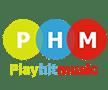 play hit music logo