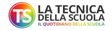 tecnica della scuola logo