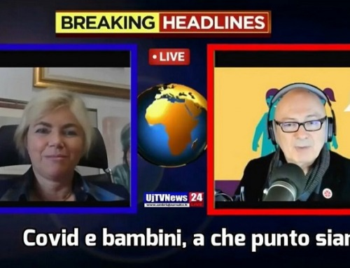 """Covid-19, cosa è cambiato per i bambini: Susanna Esposito ai microfoni di """"Umbria Journal TV"""""""