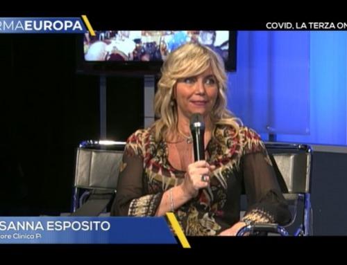 Susanna Esposito a TV Parma: responsabilità, vaccini e test molecolari per combattere la pandemia