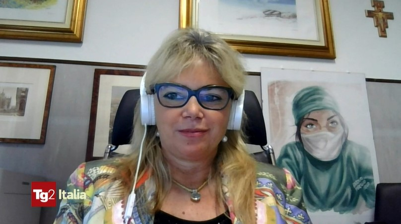 Susanna Esposito intervento TG2