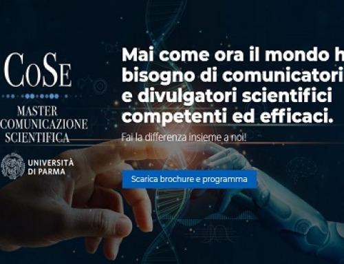 Master in Comunicazione Scientifica
